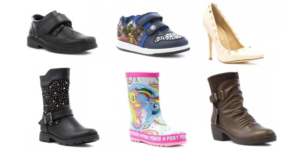 Extra 20% Off All Sale Items Plus FREE Delivery @ Shoe Zone