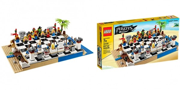 LEGO Pirates Chess Set £22.99 (£26.94 Delivered) @ LEGO Shop