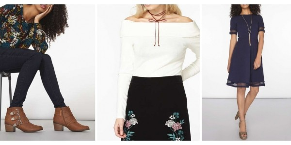 Final Clearance + Extra 10% Off @ Dorothy Perkins