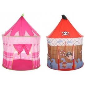 sc 1 st  Playpennies & Pirate Or Princess Play Tent £5 (was £15) @ Halfords