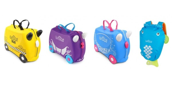 Up To 50% Off in January Sale @ Trunki