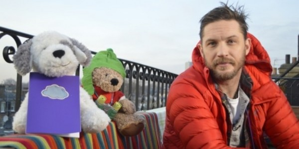 Tom Hardy To Read CBeebies Bedtime Story On Valentine's Day