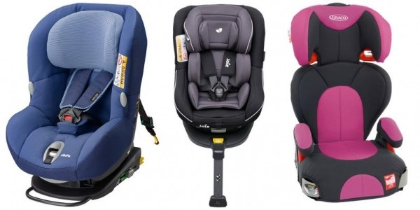 Extra 10% Off All Car Seats @ Halfords