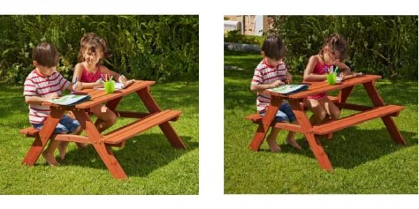 Chad Valley Wooden Picnic Bench £19.99 @ Argos