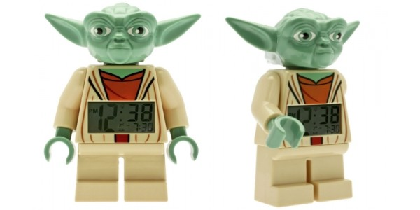 LEGO Star Wars Yoda Alarm Clock £9.99 @ John Lewis