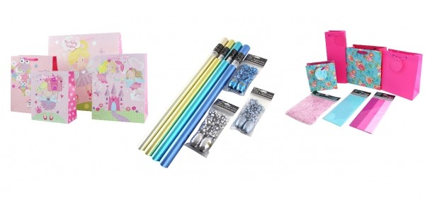 Gift Wrap Bundles Reduced @ Very