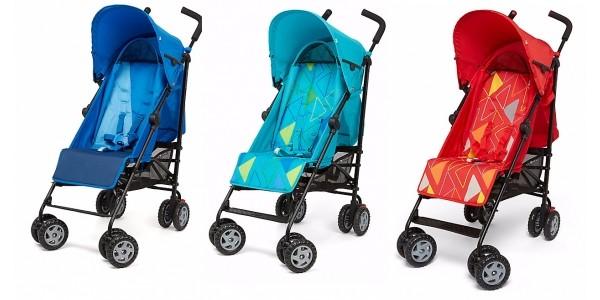 Mothercare Nanu Stroller £34.99 @ Mothercare