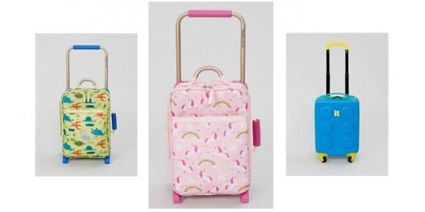 Buy 2 Kids Suitcases Save £5 @ Matalan