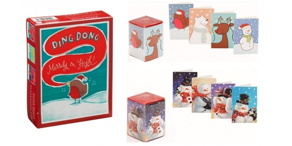 Boxes Of Christmas Cards 20 Pack 29p (was £2.99) @ Argos