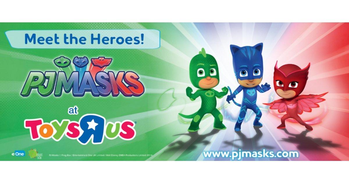 meet pj masks   toys r us
