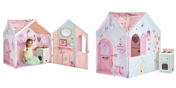 Dream Town Rose Petal Cottage Play Set Now £56.99 @ Tesco Direct
