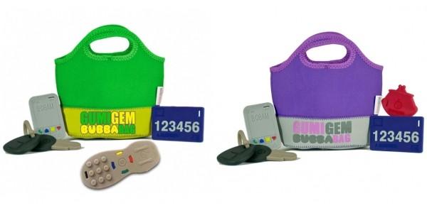 GumiGem Bubba Bag Teething Set £9.97 Delivered @ Superdrug