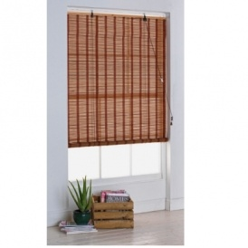 HOME Eastern Style Bamboo Roller Blind