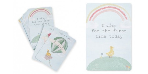 Set of 24 Baby's First Milestone Cards £5 @ Next