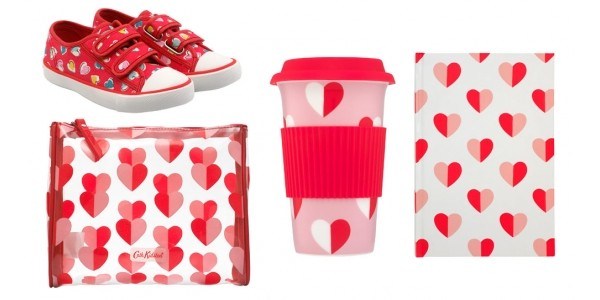 New Valentine's Collection @ Cath Kidston