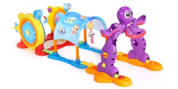 Little Tikes Lil' Ocean Explorers 3-in-1 Adventure Course £19.99 @ Tesco Direct (Expired)