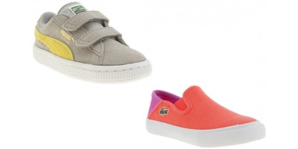 HEAVILY Discounted Kids' Shoes: Starting From £9.98 Delivered @ eBay Store Schuh