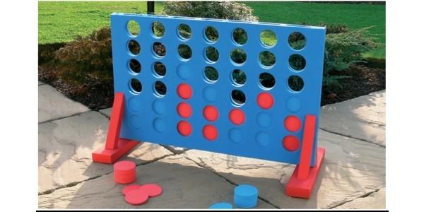 Wedding Ideas: Jumbo Sized Garden Games From £7.99 @ Groupon