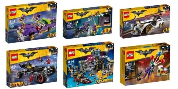 NEW Lego The Batman Movie Sets @ Smyths Toys