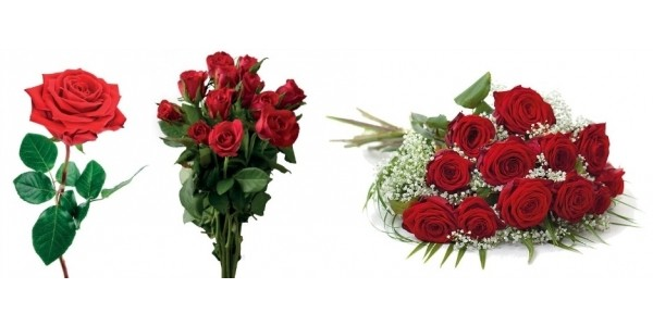 Valentine's Day Flowers From £2 @ Lidl