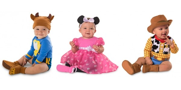 Personalised Disney Baby Costumes Now £10 @ The Disney Store