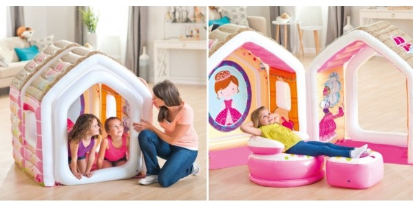 Inflatable Princess Play House & Furniture £15 (was £30) @ Tesco Direct (Expired)