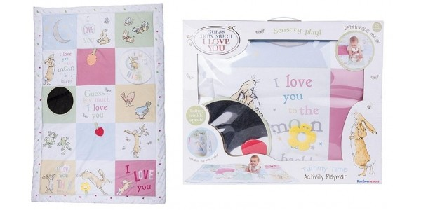 25% Off Guess How Much I Love You Baby Play Mat Now £29.99 @ Studio