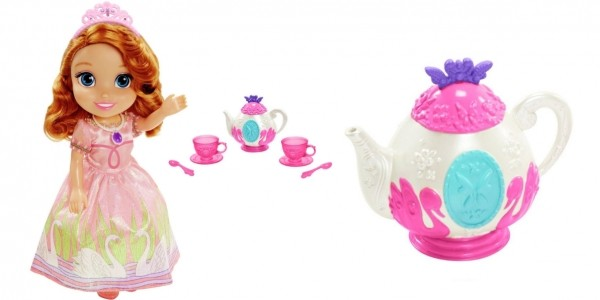 Sofia The First 12 Inch Feature Doll and Accessories £7.99 Delivered @ eBay: Argos Outlet
