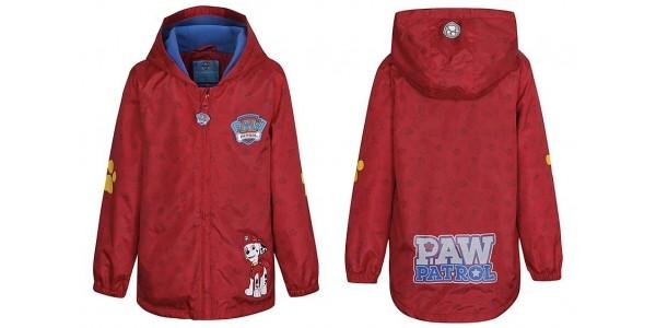 Paw Patrol Shower Resistant Jacket From £10 @ Asda George