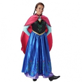 sc 1 st  Playpennies & Womenu0027s Disney Frozen Anna Costume £11.99 @ Argos