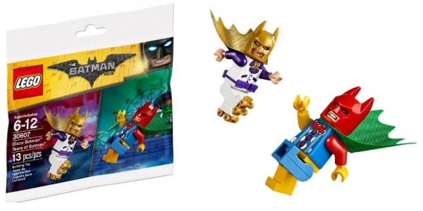 FREE Lego Batman Movie Gift When You Spend £50 @ The Lego Shop