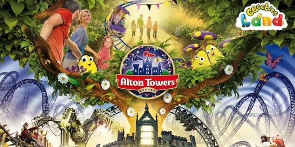 Save Up To 25% Off Short Breaks @ Alton Towers Resort