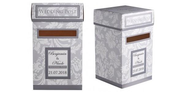 Personalised Wedding Postbox Just £12.99 @ Studio