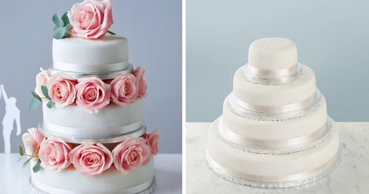 Boohoo Wedding Cake