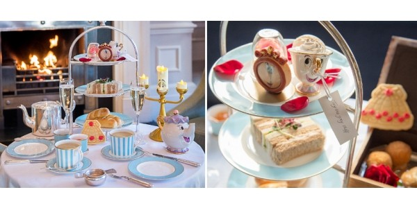 Beauty And The Beast Afternoon Tea From £35