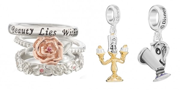 3 For 2 On All Chamilia Inc Beauty And The Beast Charms @ H Samuel