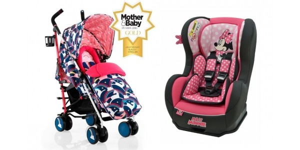 £10 Off When You Spend £50 On Car Seats, Travel Systems & Strollers (Using Code) @ Smyths