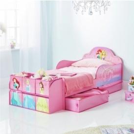 Paw Patrol Disney Princess Cube Toddler Bed 163 127 49 Argos