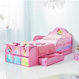 paw patrol disney princess cube toddler bed argos. Black Bedroom Furniture Sets. Home Design Ideas