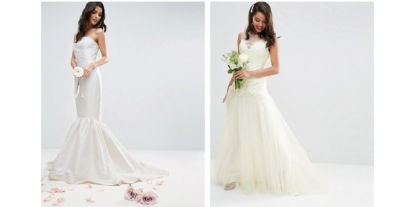 Wedding Dresses Now Available @ ASOS