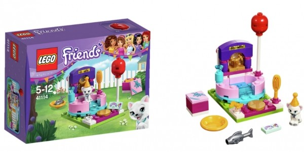 LEGO Friends Party Styling Playset £2.49 @ Argos