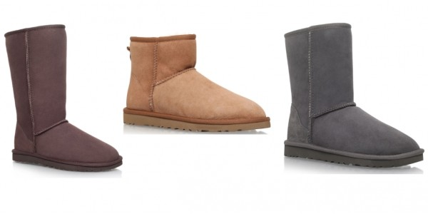 Extra 20% Off UGG Classics (With Code) @ Shoeaholics