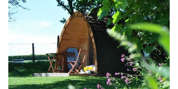 Overnight Glamping For 2 People Just £49 @ Wowcher