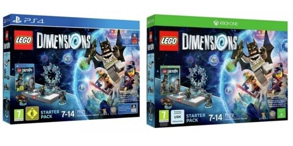 Lego Dimensions Starter Packs £32.99 @ Argos