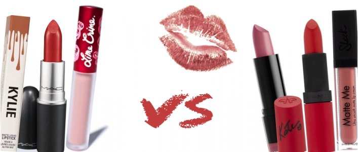 Eight Of The Best Lipstick Dupes UK