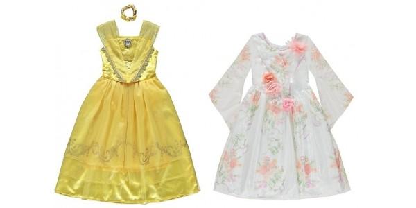 Disney Beauty & The Beast Fancy Dress £14 @ Asda George