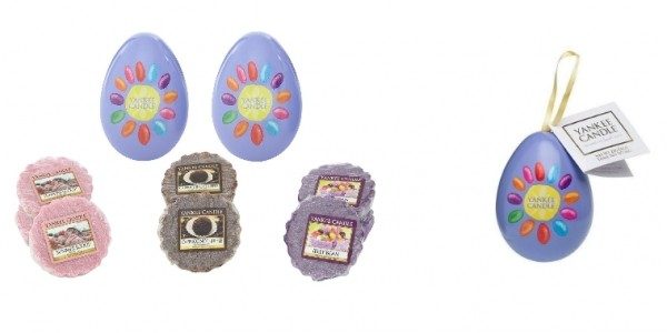 Yankee Candle Wax Melt Easter Egg Collection £12 @ Very