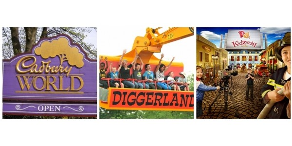 Family Days Out: Save Up To 69% Off Popular Attractions @ LittleBird