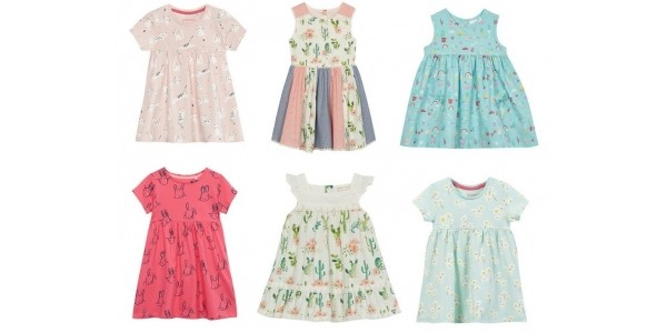 40% Off Baby & Girl's Dresses Today Only @ Debenhams (Expired)