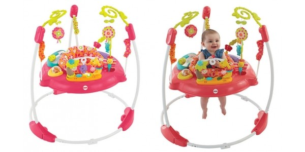 Fisher Price Pink Petals Jumperoo £59.99 @ Toys R Us